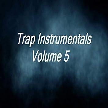 Trap Instrumentals, Vol. 5