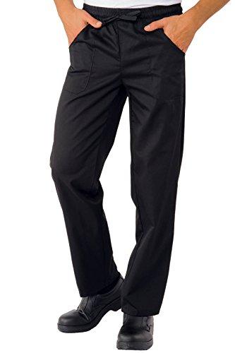 Pantalon Chef Cuisinier Noir