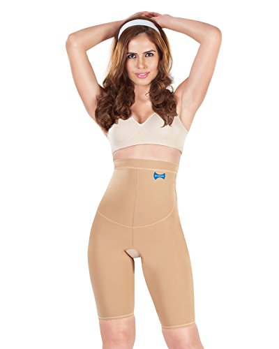 dermawear Women's Hip Corset (A-202_Skin_XX-Large)