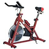 Soozier B1-0168 Pro Indoor Cycling Bike Exercise Bicycle Cardio Workout Aerobic Machine