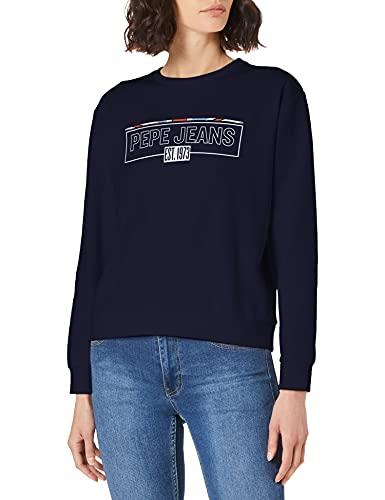 Pepe Jeans Damen Betsy Pullover, 583THAMES, S regulär
