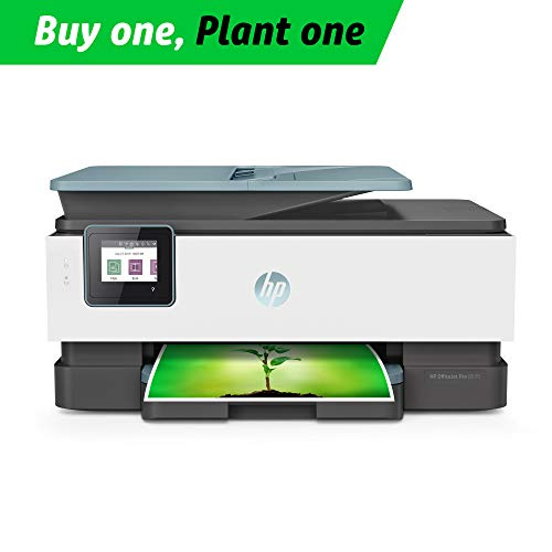 HP OfficeJet Pro 8035 All-in-One Wireless Printer - Includes 8 Months of Ink...