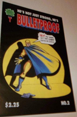 Bulletproof Comics #2 May 1999 J.E. Smith