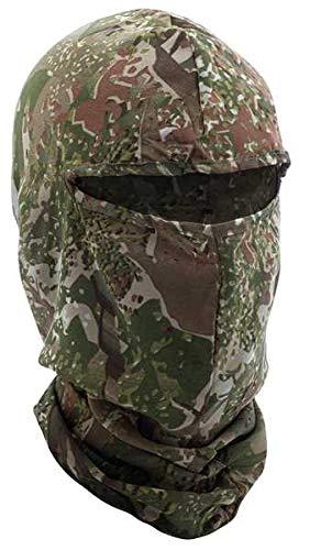 GHOSTHOOD Ultra-Light Basic Ghost-Mask, concamo