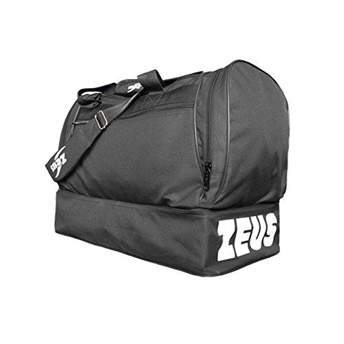 Zeus Borsone da Palestra Medium Nero 48X50X27 cm