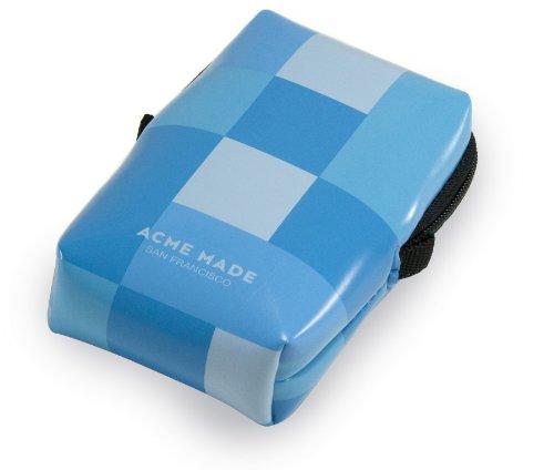 Acme Made Pouch Tasche für Digitalkameras hellblau