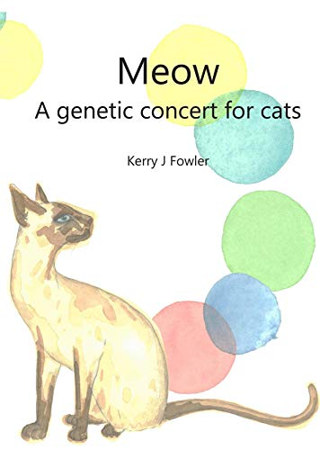 Meow A Genetic Concert for Cats (English Edition)