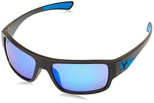 Cébé Whisper Gafas, Unisex Adulto, Multicolor (Matt Black