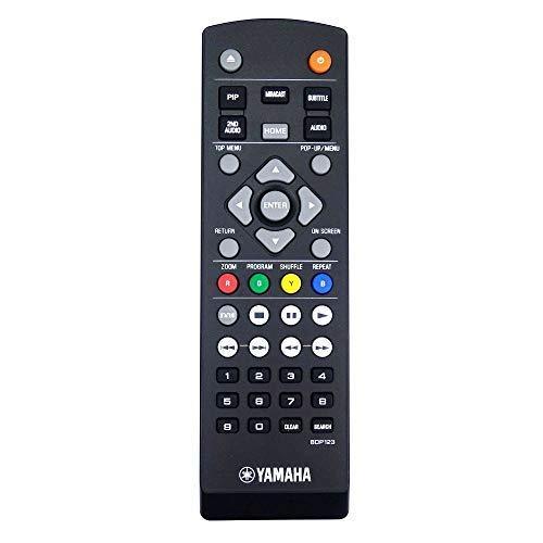 Originele Yamaha BDP123 ZN05750 Bluray-speler afstandsbediening