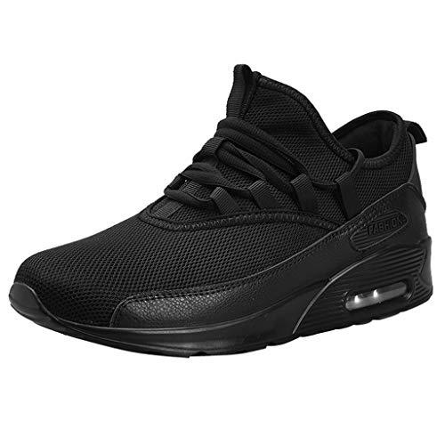 Unisex dames heren loopschoenen vetersneaker sport fitness gymschoenen sportschoenen turnschoenen fitness Air lichte schoenen By Vovotrade