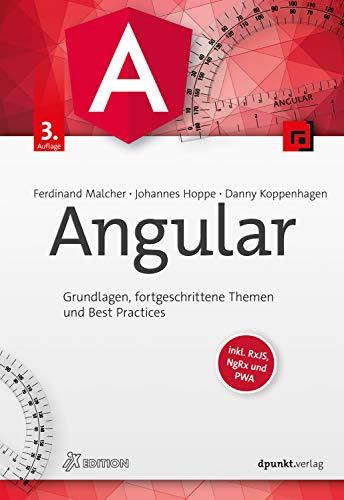 Angular: Grundlagen, fortgeschrittene Themen und Best Practices – inkl. RxJS, NgRx...