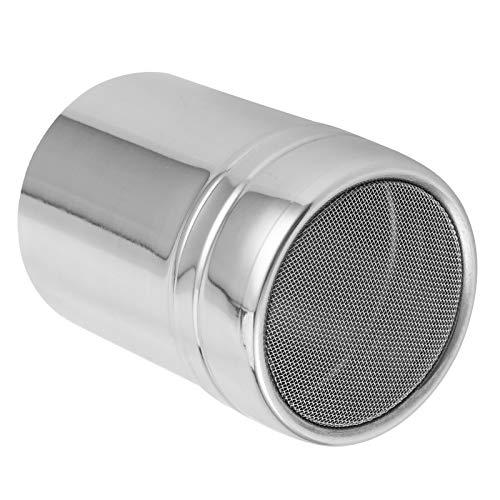 Stabiler, feinmaschiger Anti-Rost-Puder-Siebschüttler aus rostfreiem Stahl, um das Pulver trocken zu halten(small)