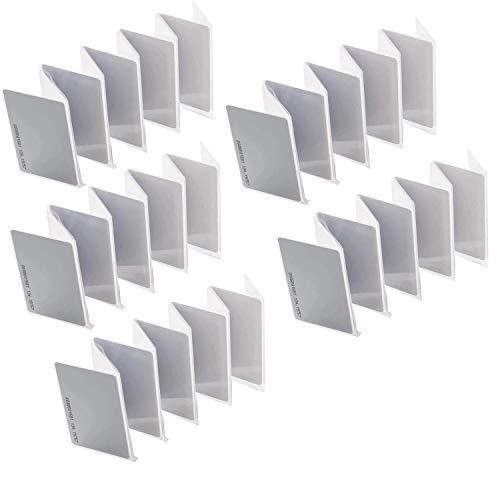 AZDelivery 50 x RFID Card Keycard/Schlüsselkarte 125KHz weiß, durchnummeriert