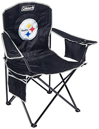 Pittsburgh steelers collapsible Coleman camping chair