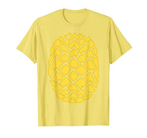 Pineapple Costume T-Shirt Halloween Costume Shirt T-Shirt