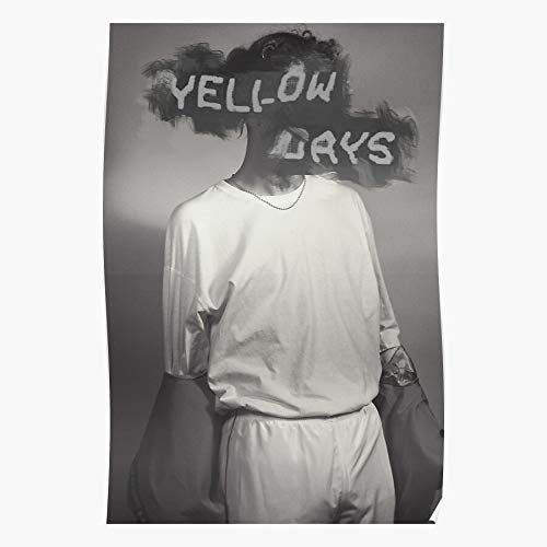 Indie Yellow Days Alternative Yellowdays Yellowday Day Poster regalo Showtime per la casa e la casa più venduti