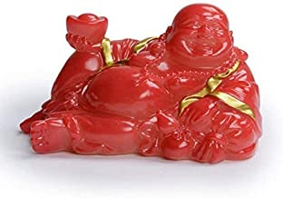 Resin Change Color Tea Pet Handmade Decoration Kungfu Tea Tray Accessories Chinese Laughing Buddha Statues Best Home and O...