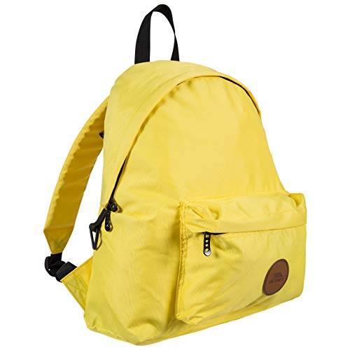 Trespass UTTP4602_6 Aabner Model Casual Backpack, Yellow, One Size, Amarillo, Standard