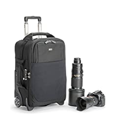 Specially designed interior to maximize gear for carry-on for small aircraft such as commuter and regional jets. Meets U.S. and international airline carry-on requirements (Check with your airline for current carry-on requirements). Dedicated padded ...