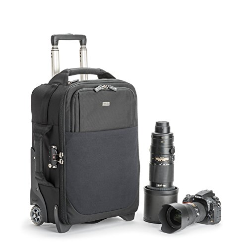 Think Tank Photo Airport International V3 - Maleta para equipo fotográfico, 75 cm, Negro