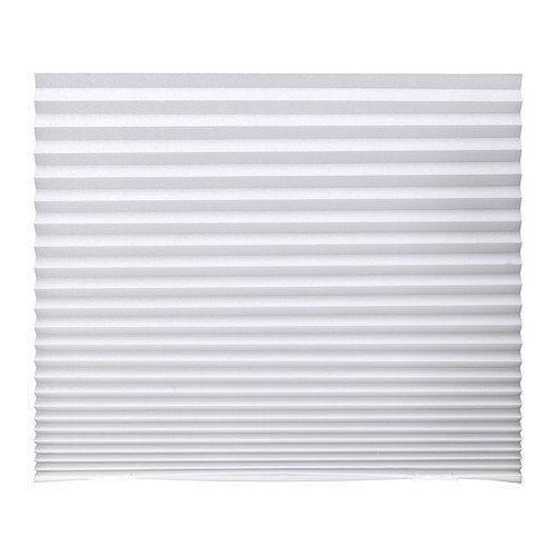 Ikea Schottis Plissee Lampenschirm 202.422.82, weiß