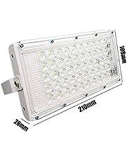 Urban King® 50W foxsun Ultra Thin Slim IP65 LED Flood Outdoor Cool Day Light White(50 watt)
