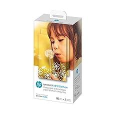 Image of HP Sprocket Studio 4x6. Brand catalog list of HP Sprocket. It's score is 4.5 over 5.