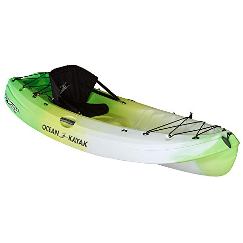 Ocean Kayak Frenzy 1-Person Sit-On-Top Recreational Kayak (Envy, 9...
