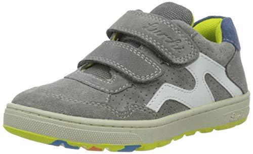 Lurchi Jungen Dominik Sneaker, Grau (Grey 25), 32 EU