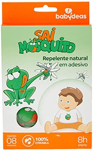 Sai Mosquito Adesivo Repelente, Babydeas