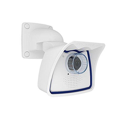 Mobotix MX-M25-D036 Ip-Outdoorkamera Tag Farbe 6Mp Videoüberwachungssystem schwarz/weiß