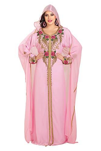 Henna Party Wear TAKCHITA 7126 - Vestido de novia de princesa árabe