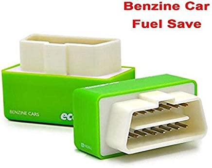 Outzone EcoOBD2 Plug and Drive EcoOBD2 Benzine Chip Tuning Box Function Reducing Fuel Consumption for Economy and Lower Emission