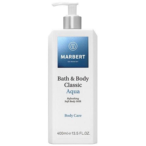 MARBERT Bath & Body - Classic Aqua Body Milk - Lait pour le corps