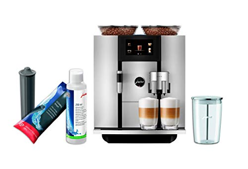 Buy Discount Jura GIGA 6 Automatic Coffe Machine Set with Smart Water Filter, System Cleaner and Mil...
