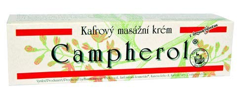 VRIDLO Campherol Massage Creme mit Zusatz von natürlichem Kampfer 50g