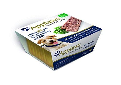 Applaws Schaal Pate zalm en groenten, 7-pack (7 x 150 g)