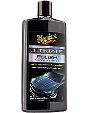 Meguiar's Ultimate Car Polish 473 ml, G19216, H8.85 x W3.613 x D1.816 inches