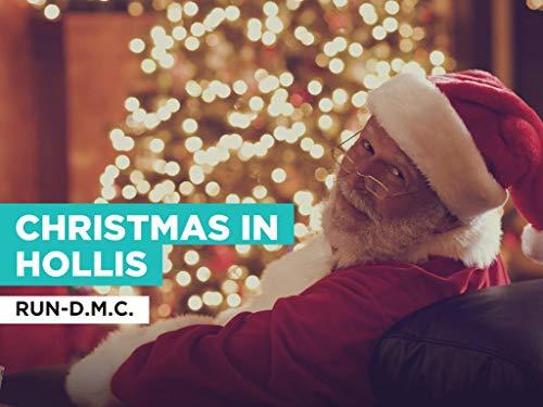 Christmas In Hollis al estilo de Run-D.M.C.