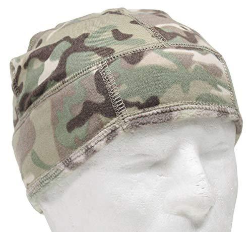 MFH BW Mütze Fleece, Operation - camo - 54-58