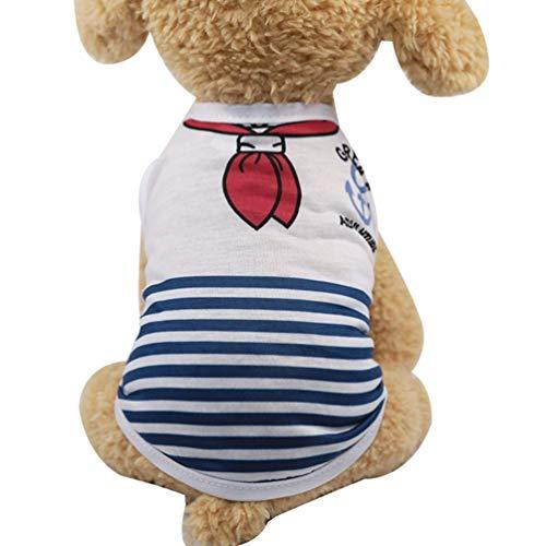 YiiJee Haustier Hund Kleidung Hundemantel Hunde Kleidung Haustier Hundekostüm Welpen Kostüm Hundebekleidung Als Bild12 L