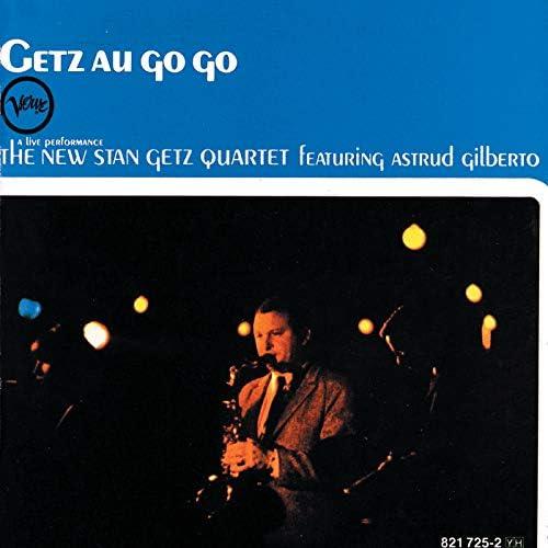 Stan Getz Quartet feat. Astrud Gilberto