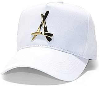アルムナイクロージング Tha Alumni Clothing キャップ ホワイト 24Kゴールドプレート 24K SNAPBACK alumni104 [並行輸入品]