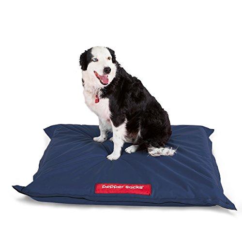 cama sobre perro fabricante Pepper Sacks