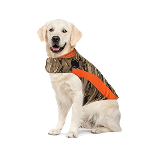 Thundershirt Polo Dog Anxiety Jacket, Camo, X-Large