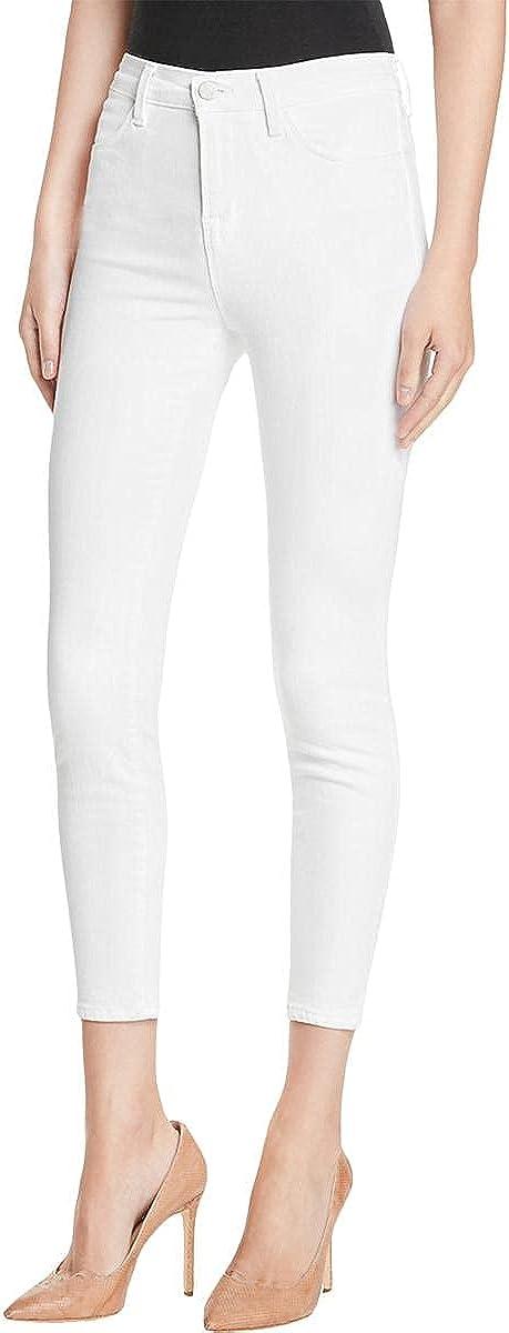 J Brand Womens Alana Denim High Rise Skinny Jeans