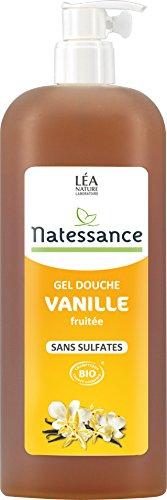 Natessance Douche Vanille Fruitée 1 L