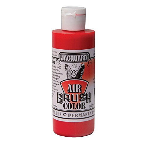 Jacquard Airbrush Color 4Oz Bright Red by Jacquard