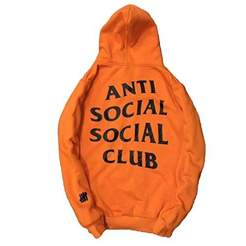 anti social social club felpa Anti Social Social Club Felpe Uomini (XL