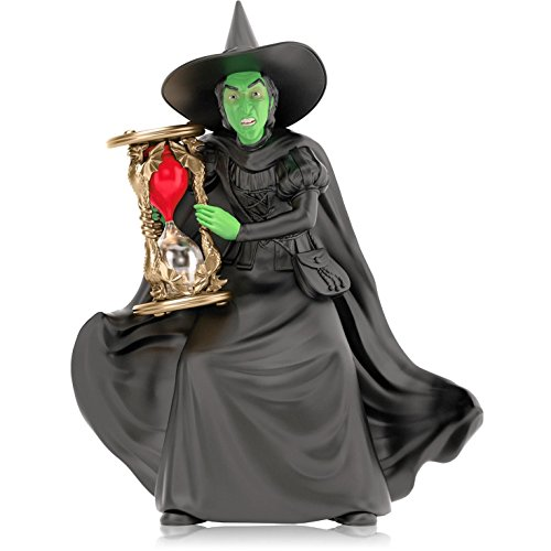 Hallmark Magic Ornament 2014 It's Shoe Time! - Wizard Of Oz Wicked Witch